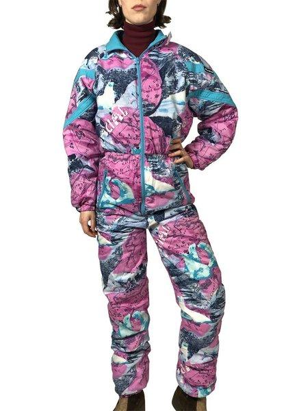 Vêtements Vintage: Tenues de Ski