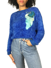 Vintage Knitwear: Fluffy Jumpers