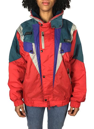 Vintage Jackets: K-Way Windbreakers
