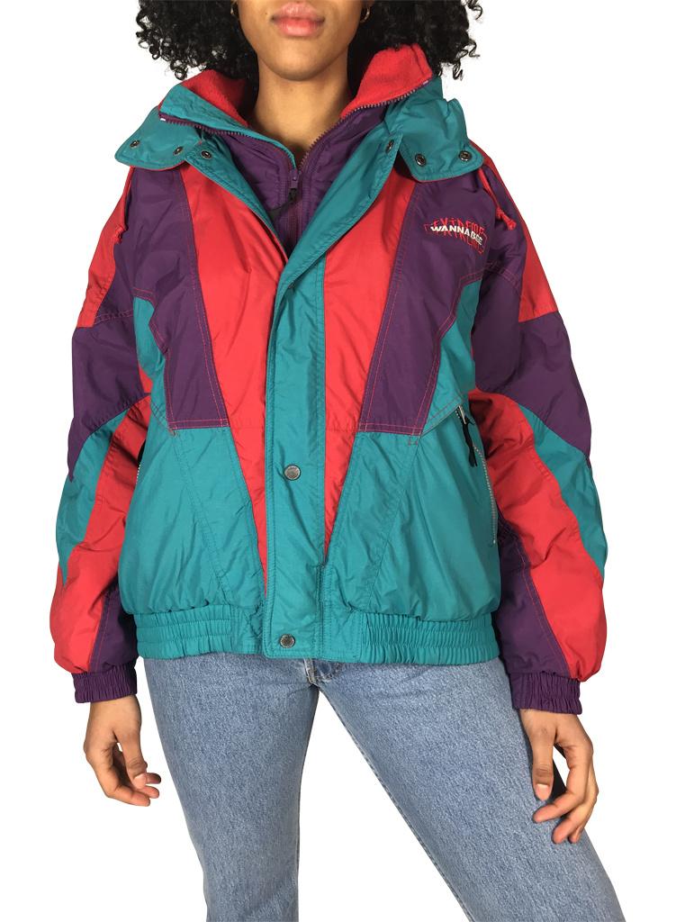 Vintage Jackets 90\u0027s Ski Jackets