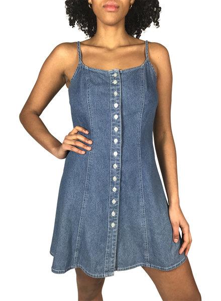 Robes Vintage: Robes en Jean