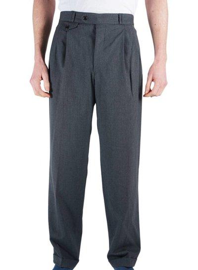 Vintage Pants: 90's Pleated Pants