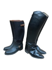 Vintage Shoes: Riding Boots