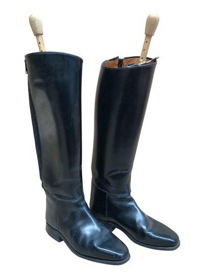 Chaussures Vintage: Bottes d'Équitation