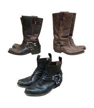 Chaussures Vintage: Bottes de Cow-Boy - Copy