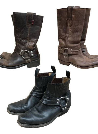 Vintage Shoes: Ringer Boots
