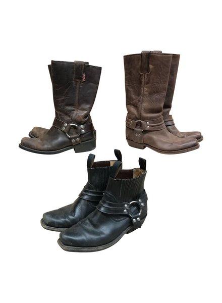 Vintage Shoes: Ringer Boots