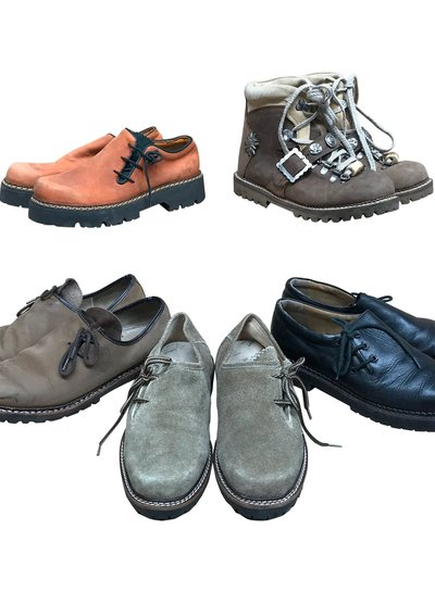 Chaussures Vintage: Chaussures Tyroliennes Hommes
