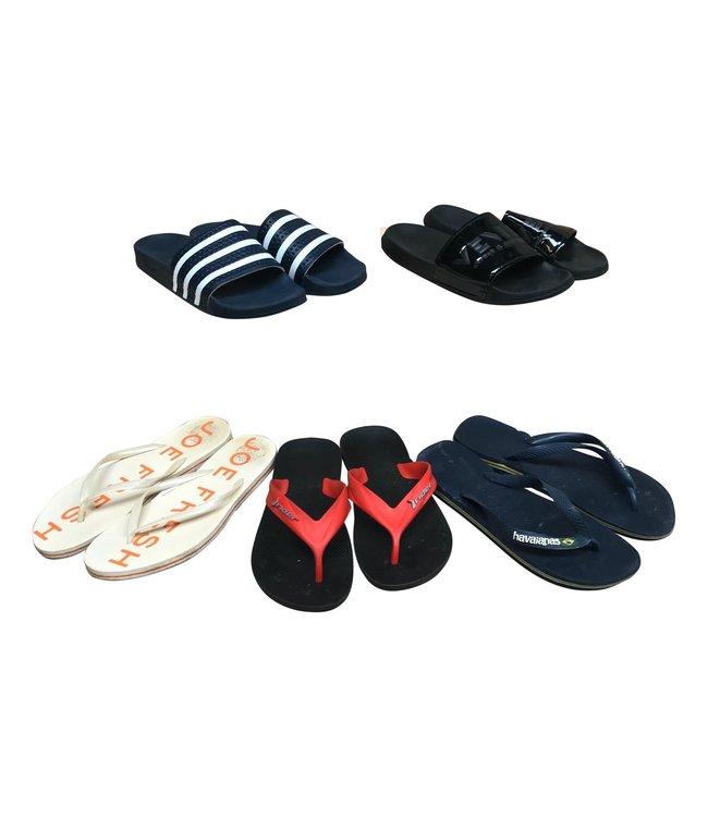 Vintage Shoes: Flip Flops