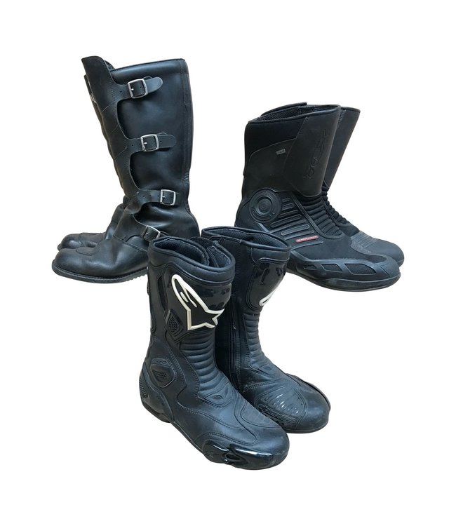 Vintage Shoes: Motor Boots