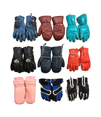 Vintage Accessories: Ski/Motor Gloves