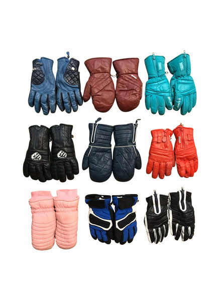Vintage Accessories: Ski/Motor Gloves