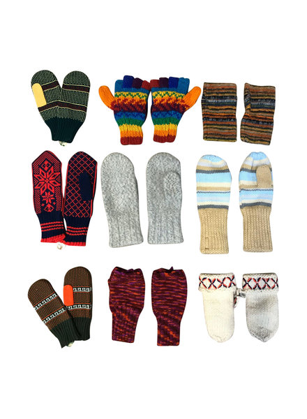 Vintage Accessories: Wool Gloves