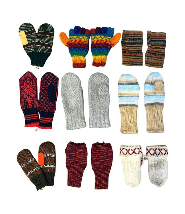 Vintage Accessories: Wool Gloves