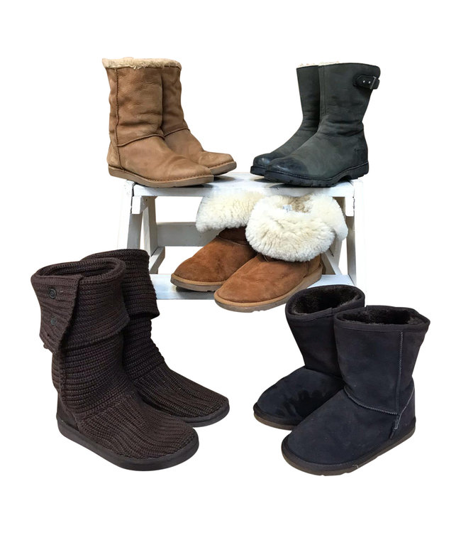 Vintage Shoes: Uggs Boots