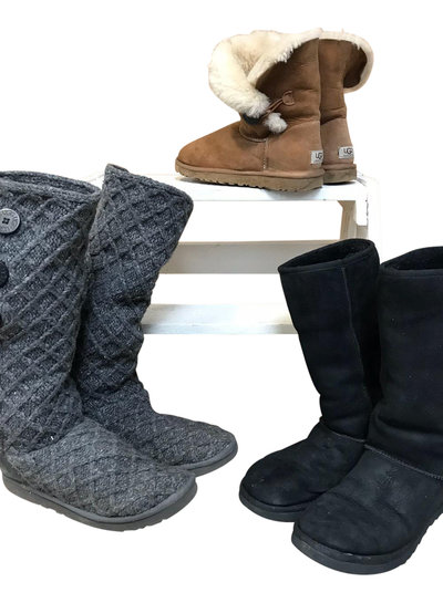Chaussures Vintage: Uggs Bottes de Neige