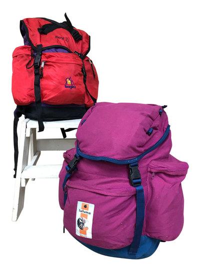 Zero's - Present: Hiking Backpacks