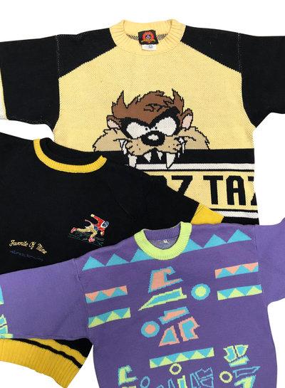Tricot Vintage: Tricot Ski 90's
