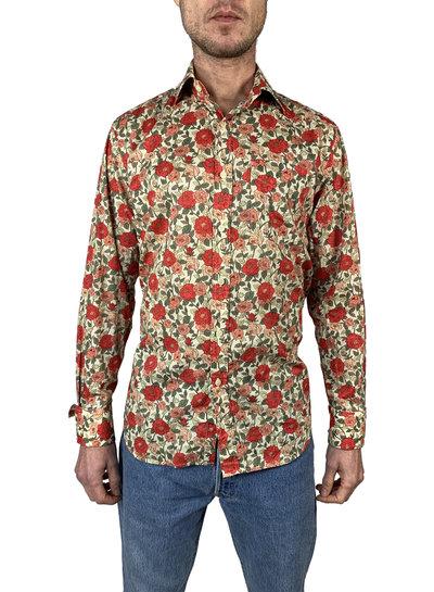 Chemises Vintage: Chemises Imprimées Modernes