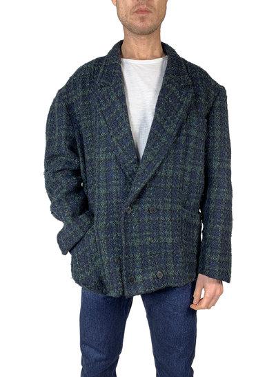 Manteaux Vintage: 90's Manteaux de Laine Hommes