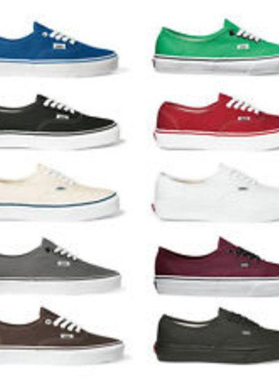 Vintage Shoes: Vans