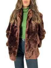Vintage Coats: Faux Fur Coats