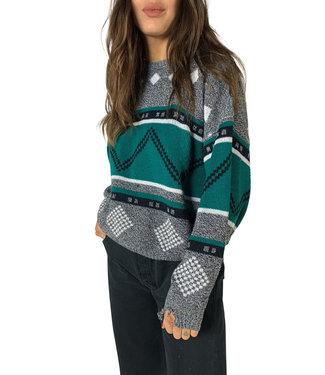 Vêtements Vintage: Mélange de Tricot Vintage - Deuxième Qualité