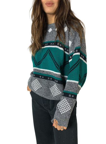 Vintage Clothing: Knitwear Mix - 2nd Choice