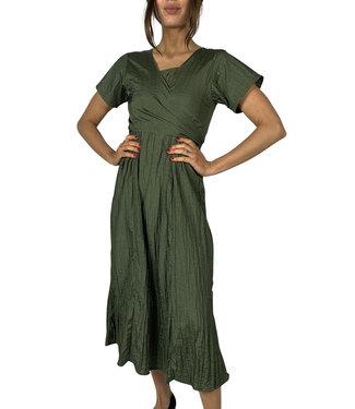 Vintage Dresses: Metallic Skirts & Dresses