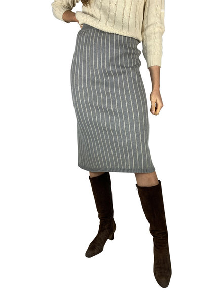 Vintage Skirts: Knitted Skirts