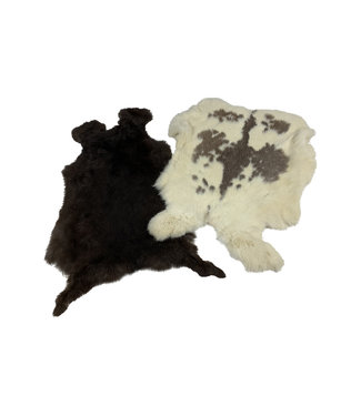 Vintage Accessories: Animal Rugs