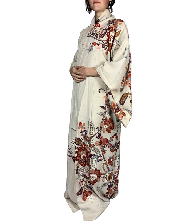 Vintage Dresses: Original Japanese Kimono's