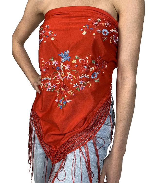 Vintage Scarves: Ethnic Scarves