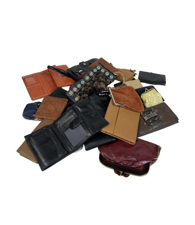 Accessoires Vintage: Portefeuilles