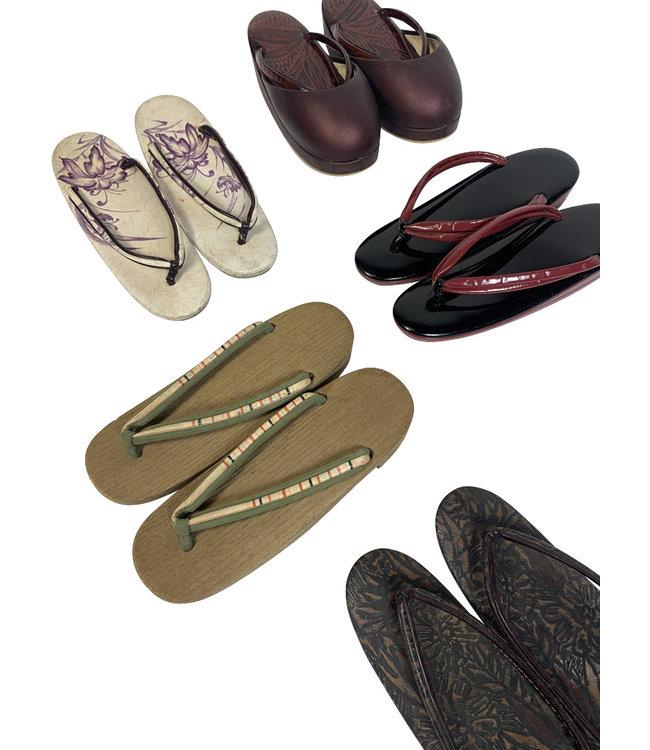 Japanese Originals: Japanese Shoes