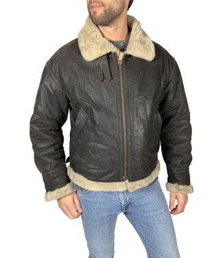 Vintage Coat: Pigskin Jackets & Coats