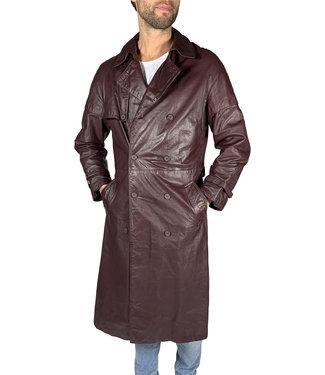 Vintage Coats: 70's Nappa Leather Coats Men