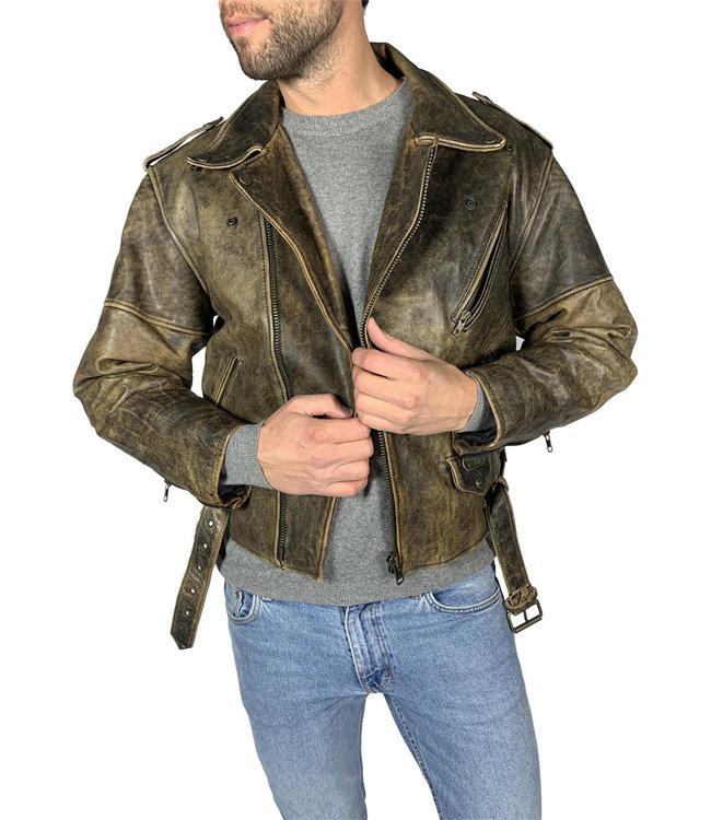 Vestes Vintage: Perfecto Vestes en Cuir