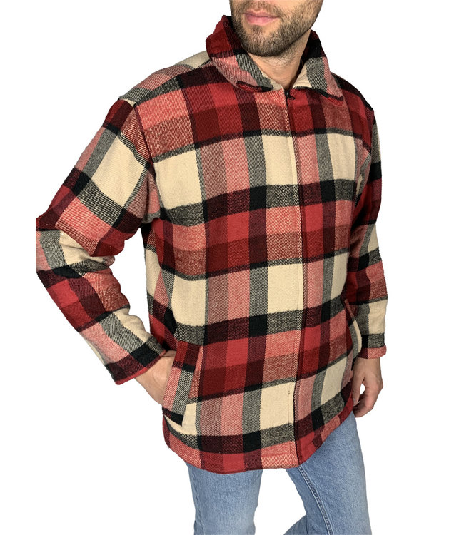 Vintage Shirts: Flannel Shirts Lining