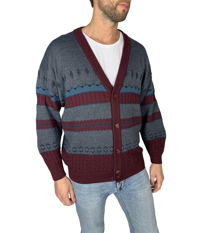 Vintage Knitwear: Cardigans Men