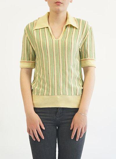 Vintage Knitwear: 70's Rib Tops