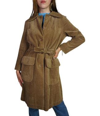 Manteaux Vintage: 70's Manteaux de Laine Femmes
