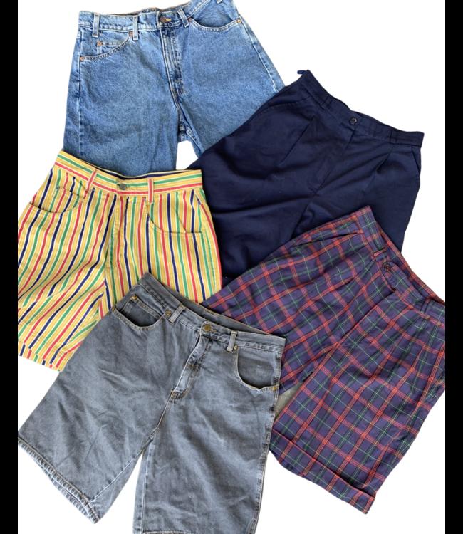 Vintage Shorts: Men Shorts