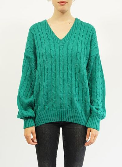 Vintage Knitwear: Cable Sweaters