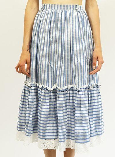 Vintage Skirts: Ethnic Skirts