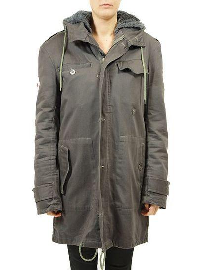 Vintage Coats: Military Parka's