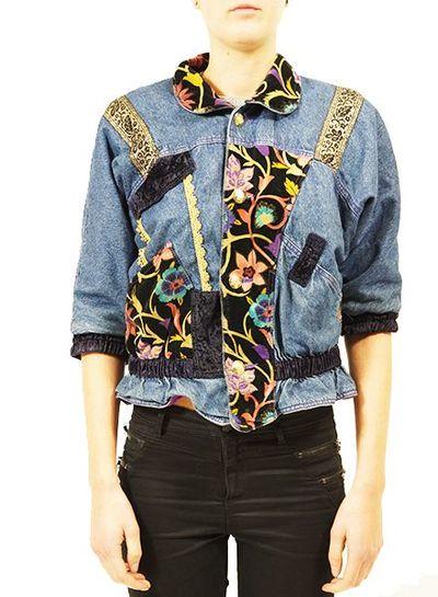 Vintage Jackets: 90's Denim Jackets