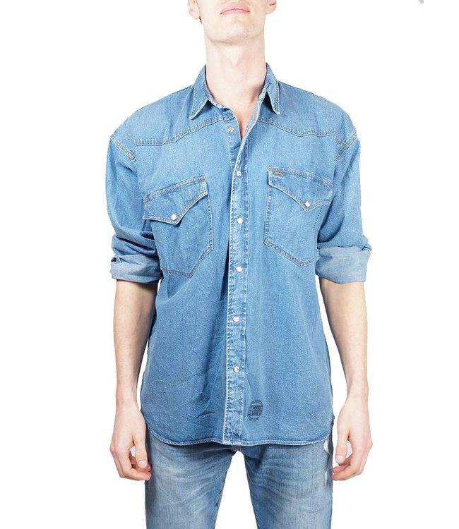 Vintage Shirts: Jeans Shirts