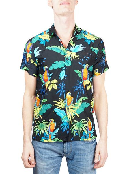Vintage Shirts: Hawaiian Shirts