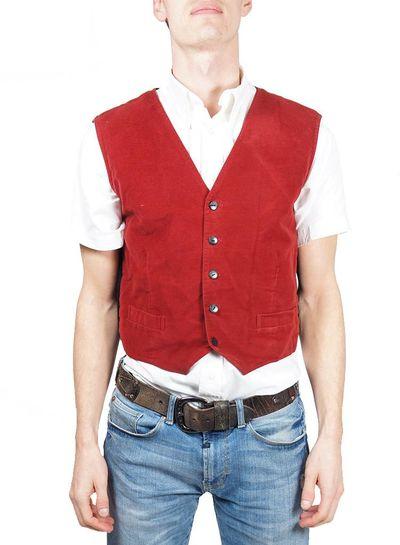 Vintage Shirts: Men Vests